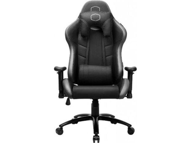 imagem de Cadeira Gamer Cooler Master Caliber R2 - Cinza - Cmi-Gcr2-2019g